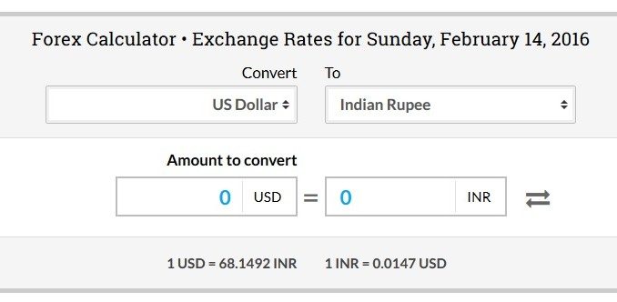 1 usd to inr converter and today's conversion rate | All FAQ