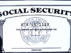 Social Security account